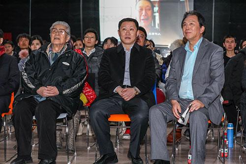 北京北电蓝天野艺术学院发展研讨会圆满成功