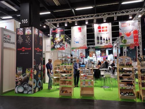 探秘世界顶尖食品博览会,丹麦乳品公司Mille带你感受有机魅力