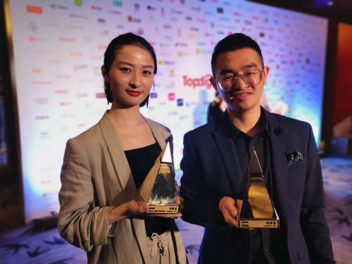 社趣邻居创新短视频易货营销,荣获Top Digital创新专项奖!